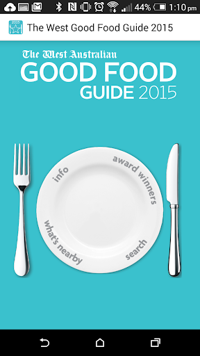 The West Good Food Guide 2015