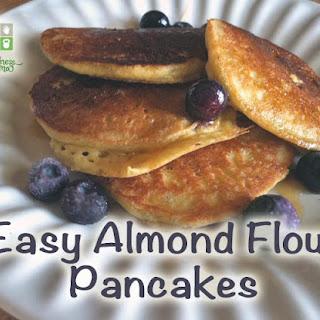 Easy Almond Flour Pancakes