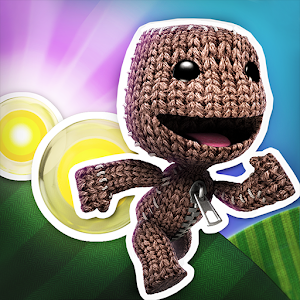 Android – Run SackBoy! Run!