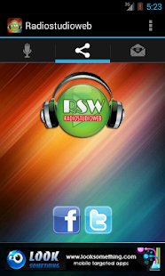 Radiostudioweb - screenshot thumbnail