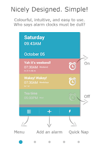 Cool Alarm Clock - screenshot thumbnail