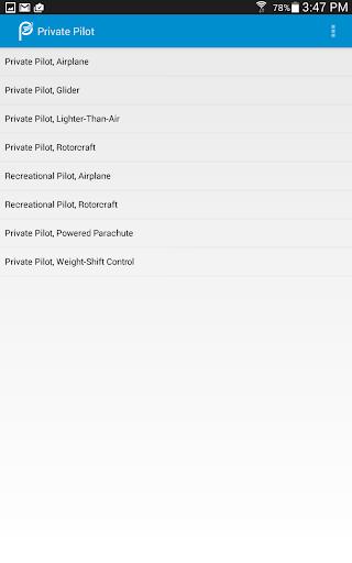 玩免費教育APP|下載Prepware Private Pilot app不用錢|硬是要APP