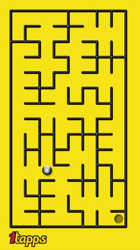 超級無限球迷宮遊戲1TapMaze by 1Tapps