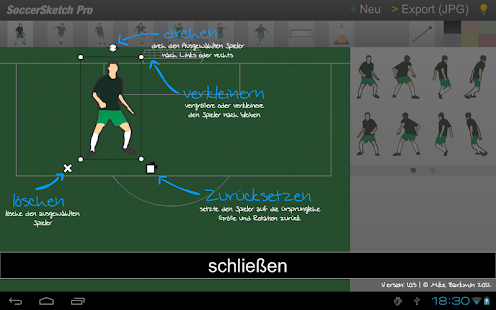 SoccerSketch - screenshot thumbnail
