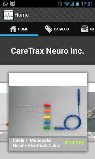 CareTrax Neuro