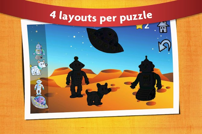 Peg Puzzle 3 - Kids & Toddlers Shape Puzle Game Android 4