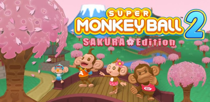 Super Monkey Ball 2: Sakura Ed apk
