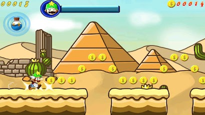 Super Andrio Android Arcade & Action