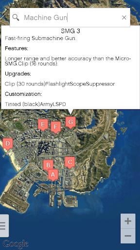 Unofficial Map For GTA 5 1.1.3 screenshots 6
