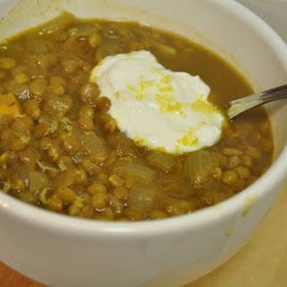 Lentil & Farro Soup