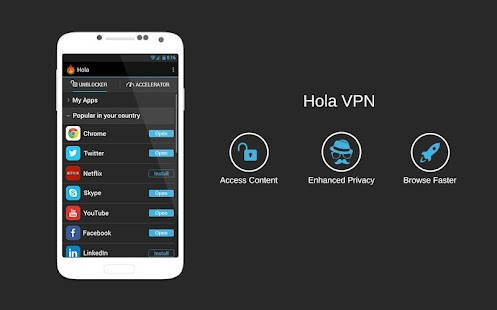 Hola Free VPN Proxy Screenshot 9