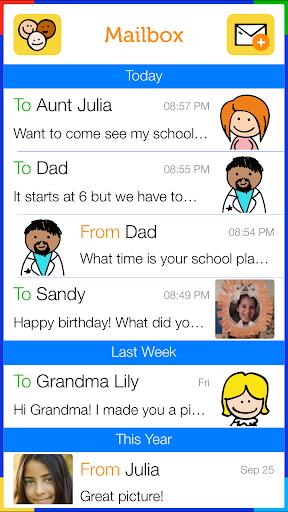 Tocomail-儿童电子邮件