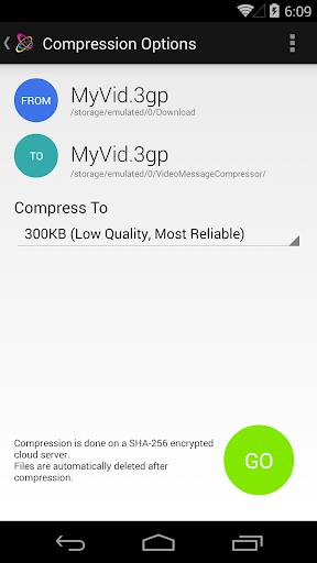Video Message Compressor Pro v 5.0  Mod APK [LATEST]
