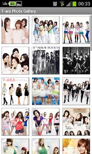 T-ara Photo Gallery - screenshot thumbnail