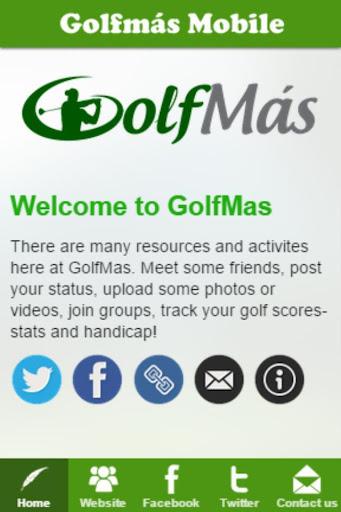 Golfmás