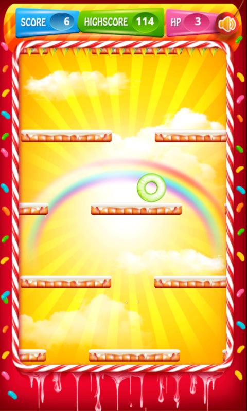 Sweety Jump - screenshot