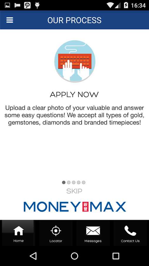 MoneyMax Online- screenshot