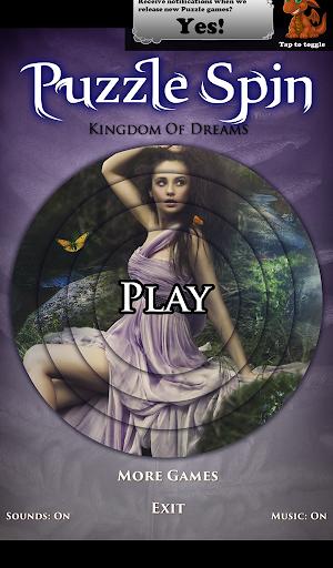 PuzzleSpin - Kingdom of Dreams