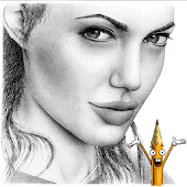 how to draw celebrities draw famous faces 1 free listen read device ...
