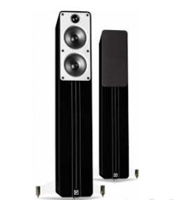 Q Acoustics Concept 40 Speakers from Vincent Audio in the UK