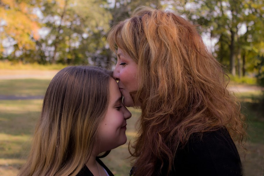 Love by Jennifer Beachboard - People Family