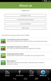 LearnEnglish Podcasts Screenshot 25