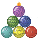 Christmas Bubbles icon