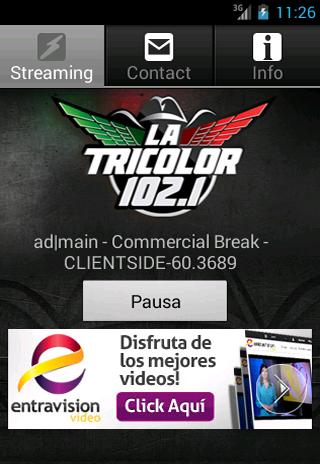 La Tricolor 102.1