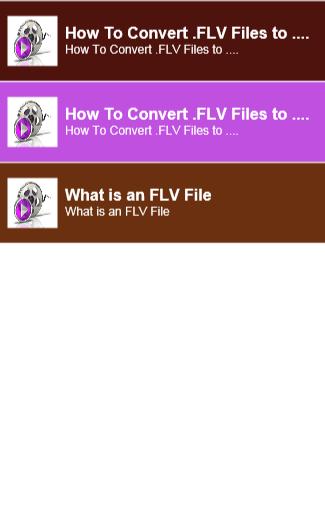 玩書籍App|How to converter Flv to avi免費|APP試玩