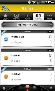 CSUB Athletics: Free- screenshot thumbnail