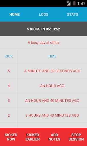 Kickme - Baby Kicks Counter