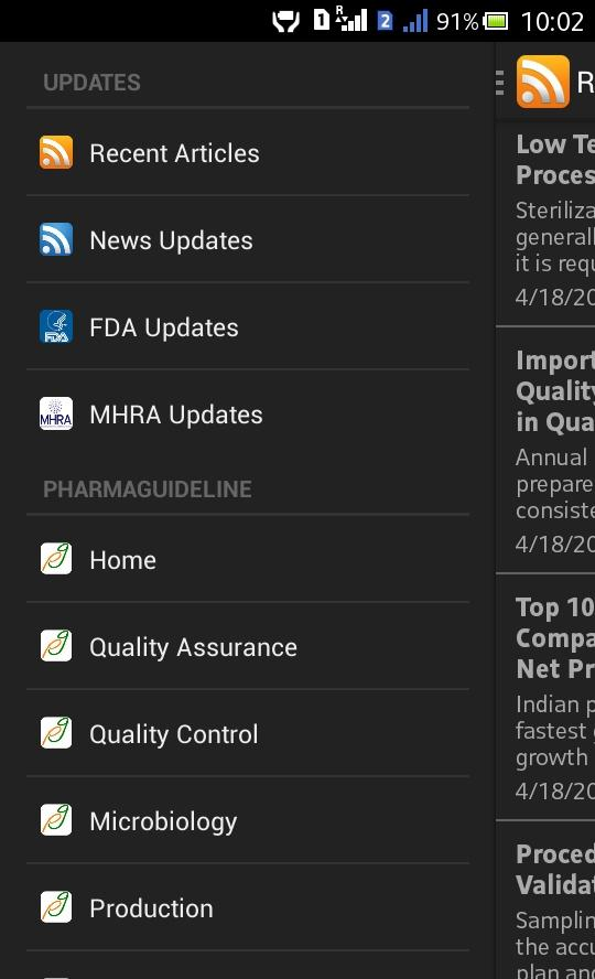 Pharmaguideline- screenshot