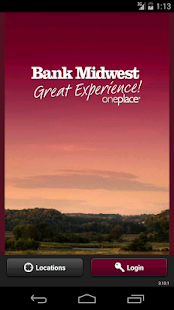 Bank Midwest Mobile - screenshot thumbnail