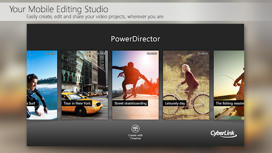 PowerDirector Video Editor App Screenshot 10