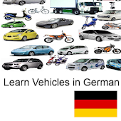 Learn Vehicles in German