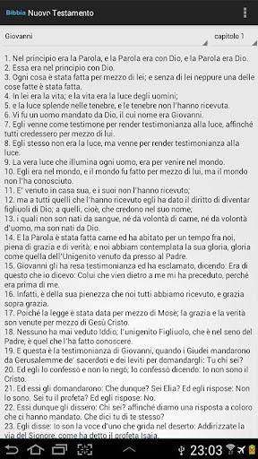 Italian Bible