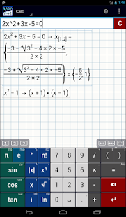Graphing Calculator by Mathlab - screenshot thumbnail