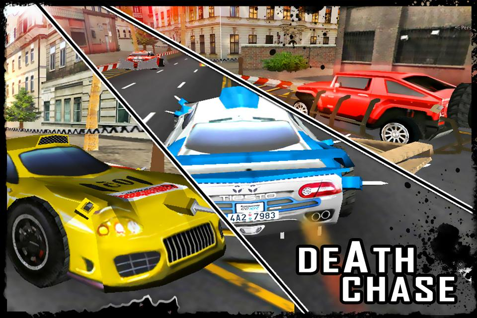 Death Chase - 3D Shooting Game- screenshot