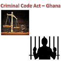 Criminal Code Act - Ghana icon