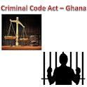 Criminal Code Act - Ghana