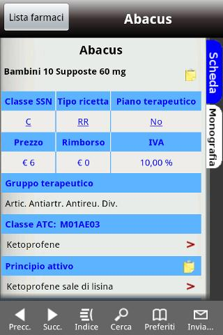 Farmacia Plus- screenshot