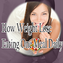 Weight Loss – One Meal Daily logo