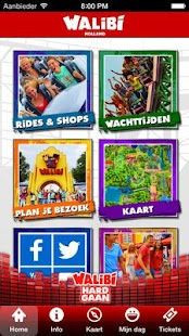 Walibi Holland - screenshot thumbnail
