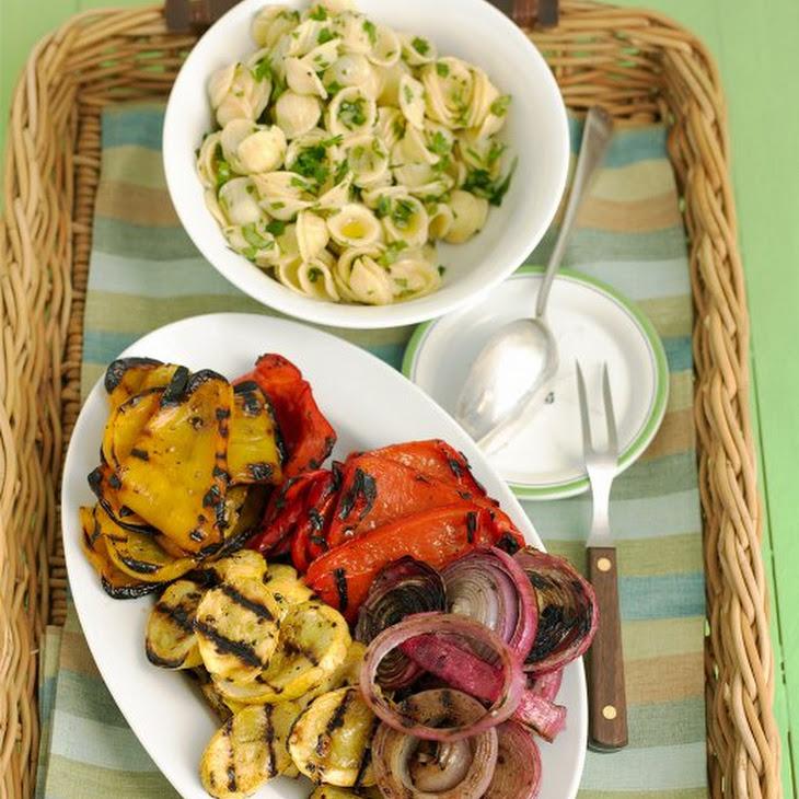 Herbed Pasta Salad Recipe