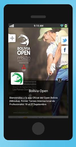 Bolivia Open