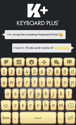 注键盘主题