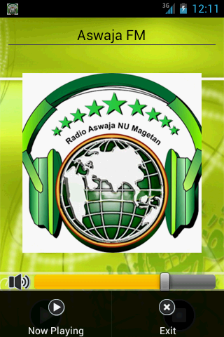 音樂必備APP下載|Aswaja FM 好玩app不花錢|綠色工廠好玩App