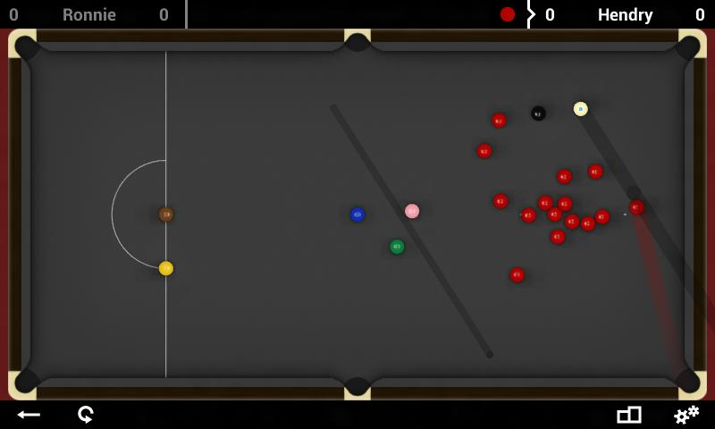 Total Snooker Classic- screenshot