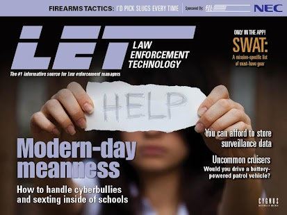 Law Enforcement Technology - screenshot thumbnail