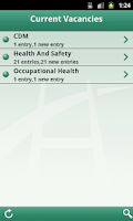 Screenshot of Convert Health & Safety Jobs